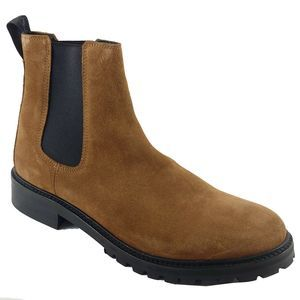 Hugo Boss Boots Size 11 Brown Chelsea